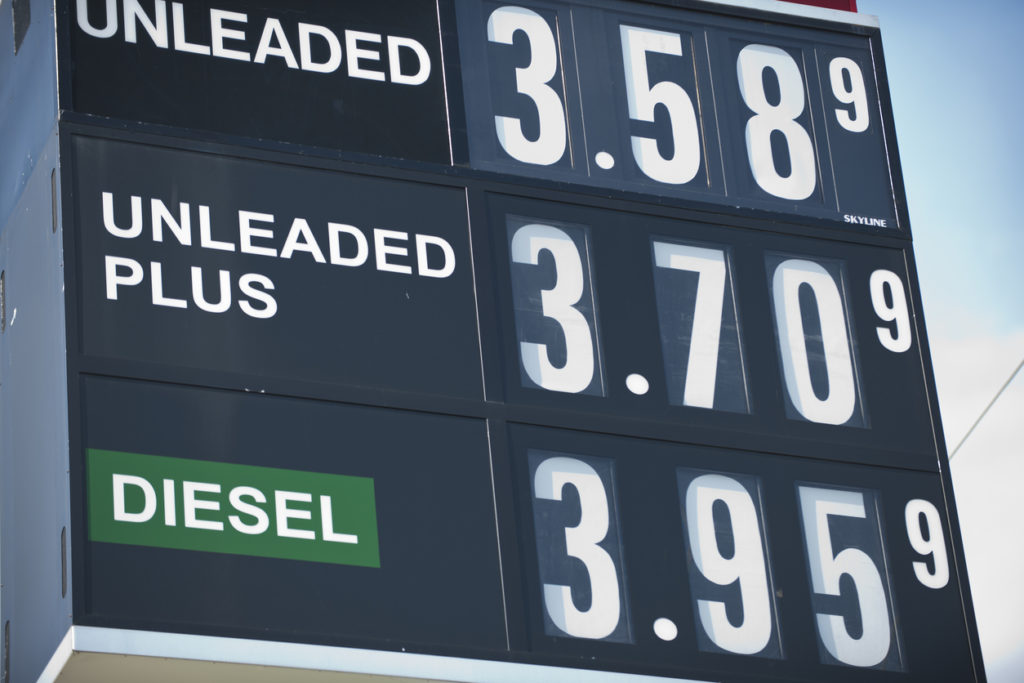 Oil Prices and the Trucking Industry - diesel