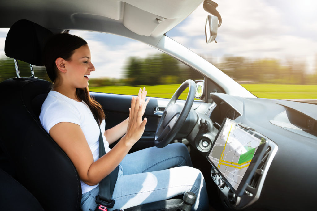 Driver Assist Systems - Blog image.