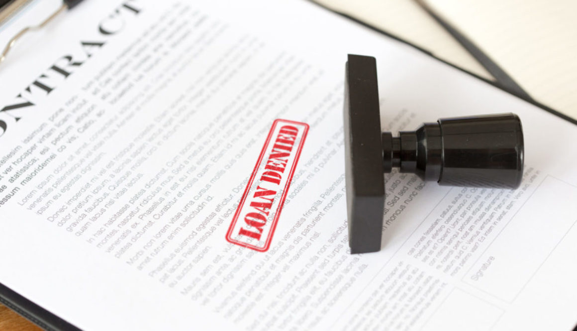 Why a Small Business Get Rejected for a Loan