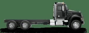 Mack Truck Granite MHD