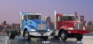 Kenworth t440 and t470