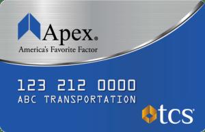 Apex Fuel Card