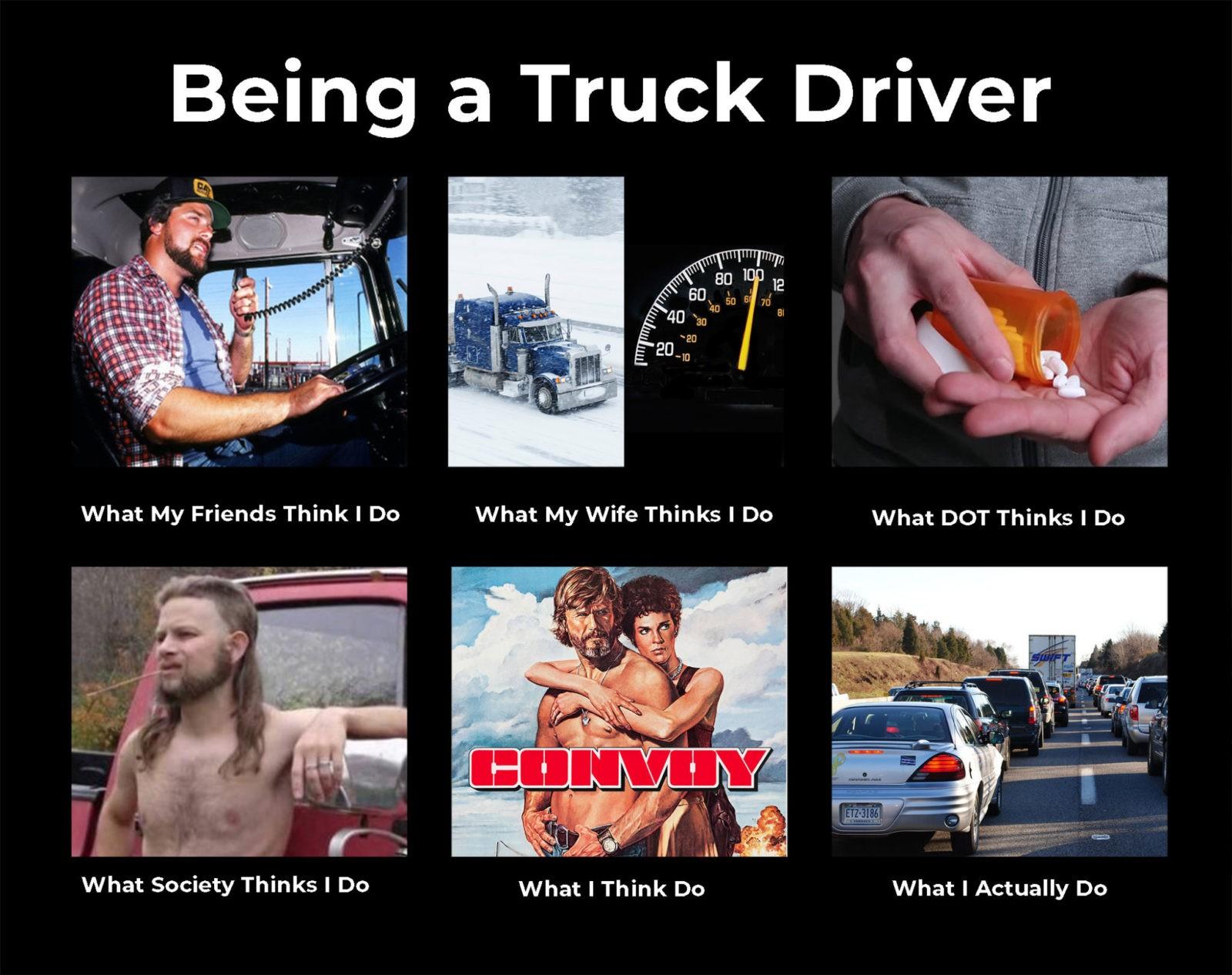 Being a Trucker Base