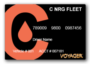 Voyager Fuel Card