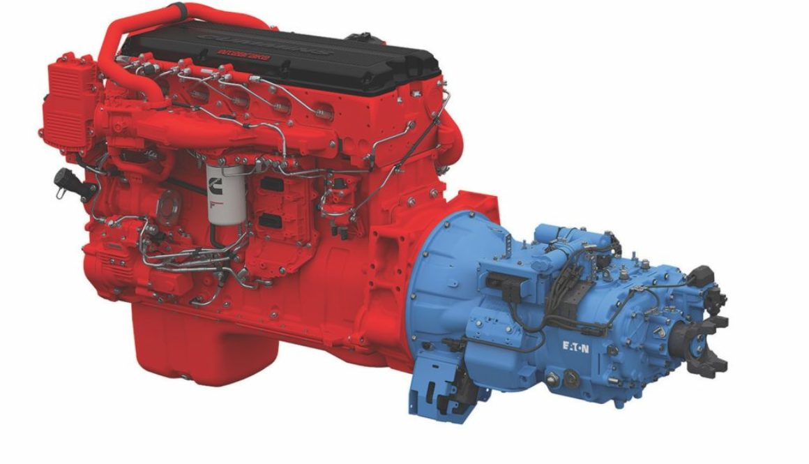 Cummins Eaton Powertrain