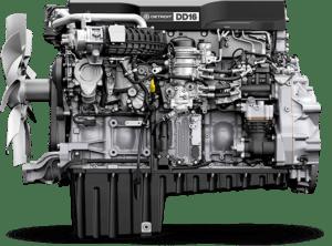 Detroit DD16 Engine