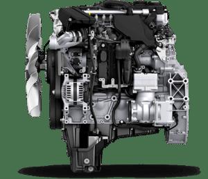 Detroit DD5 Engine