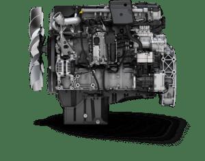 Detroit DD8 Engine