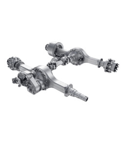 Detroit Tandem Rear Axle