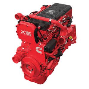 Cummins X15 Efficiency 2017